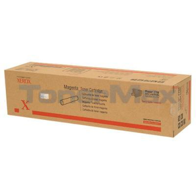 XEROX PHASER 7750 TONER CARTRIDGE MAGENTA